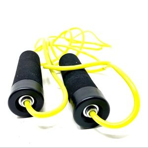 JUMP ROPE 2Lb WEIGHTED 10' IGNITE DURABLE EUC